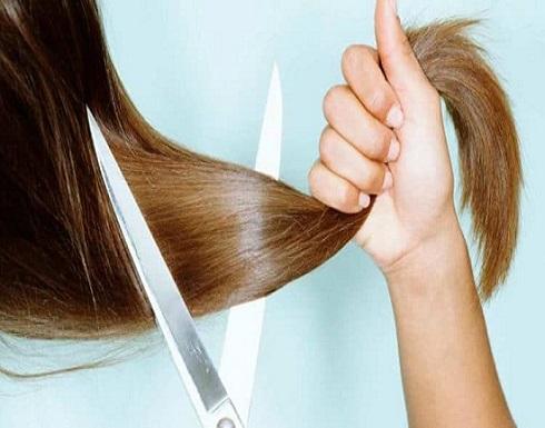 للرجال والنساء.. قص شعر الرأس صحي ومفيد