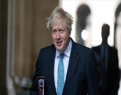 """جونسون يطالب بـ""""الإنهاء الفوري للقمع العسكري"""" في ميانمار"""
