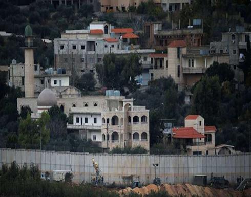 """بالصور.. إسرائيل تكشف النقاب عن نقطة انطلاق """"نفق حزب الله"""""""