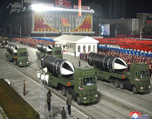 """شاهد : كوريا الشمالية تعرض """"أقوى سلاح في العالم"""""""