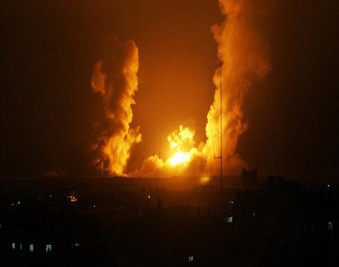 التحالف الدولي يقصف بالصواريخ مواقع للنظام السوري بريف حمص