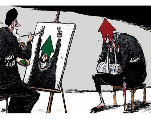 النظام الايراني ونهب الثروات