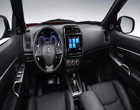 """""""ميتسوبيشي"""" تطرح نموذجاً جديداً من سيارات ASX الشهيرة (فيديو)"""