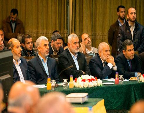 """حماس: جلسة """"المركزي"""" غير شرعية و""""الديمقراطية"""" تقاطع"""