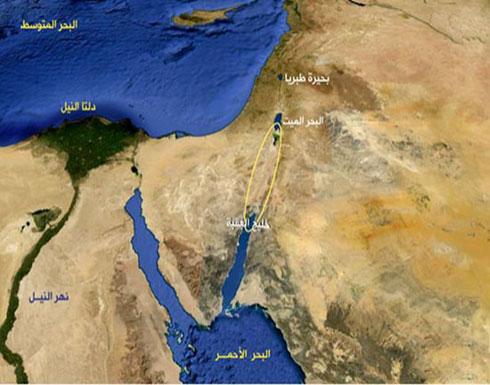 """الناصر يشكك برغبة اسرائيل بالاستمرار في تنفيذ """"ناقل البحرين"""" مع الاردن"""