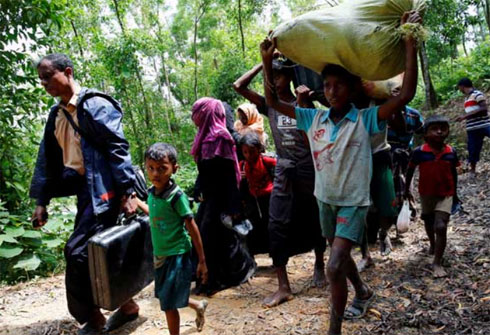 قائد جيش ميانمار: الروهينغا ليسوا من سكان البلاد الأصليين