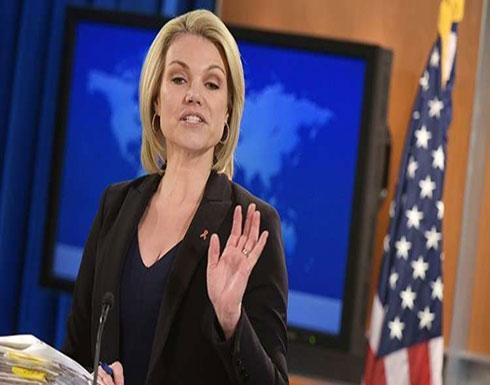 الخارجية الأمريكية تنفي عقد أي لقاء سري مع مسؤولين سوريين