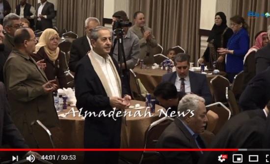 فيديو وصور : حزب الحياة يعقد مؤتمره التاسع بحضور حزبي ونقابي واسع