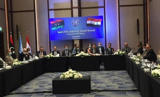 المفوضية الليبية: مستعدون لإجراء استفتاء على الدستور