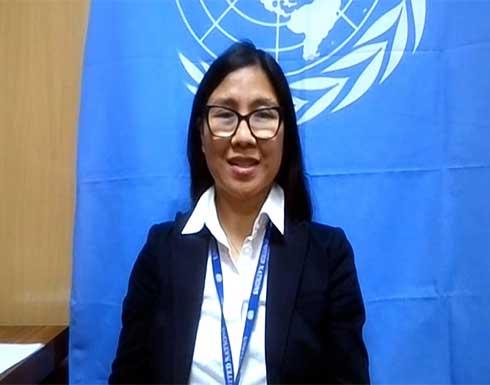 الأمم المتحدة : الوضع في افعانستان على شفا كارثة إنسانية