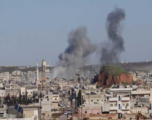 جرحى بقصف مدفعي لقوات النظام السوري على كفر نوران بريف حلب