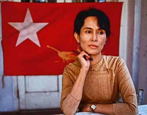 الزعيمة البورمية ستتوجه بخطاب الأسبوع المقبل حول أزمة الروهينغا