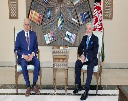 واشنطن: خليل زاد أجرى مباحثات بناءة في أفغانستان