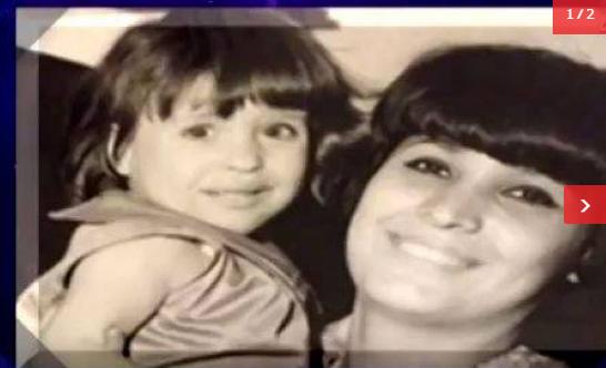 """بالفيديو - نجمة مصرية تعترف: """"تعرفت على والدتي في سن الـ15""""!"""