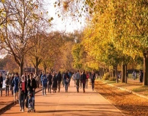 دراسة : حدائق المدن تقلل الوفاة المبكرة