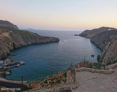 جزيرة يونانية ستدفع لك ولعائلتك للعيش فيها