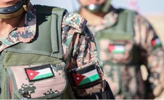 الجيش الأردني : لم ولن نستخدم السلاح ضد مواطنينا