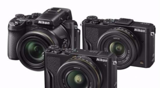 نيكون تنهي كاميرات DL وسط خسائر غير عادية