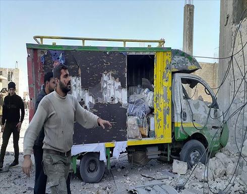 """مقتل 5 مدنيين في انفجار سيارة مفخخة بـ""""الباب"""" السورية"""
