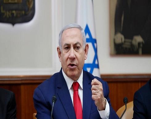 نتنياهو يبحث ورئيس المخابرات المصرية ملف غزة والجنود الاسرى