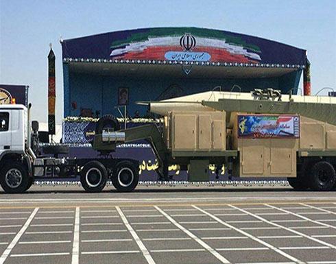 انفجار صاروخ إيراني فور إطلاقه من منصة التشغيل