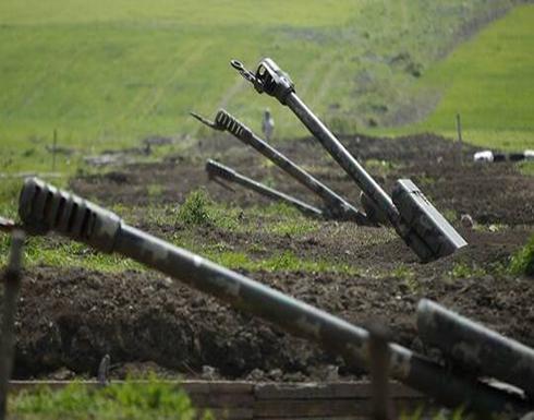 شاهد : أذربيجان تعلن تدمير نقطة للجيش الأرمني وسط استمرار التوتر على الحدود
