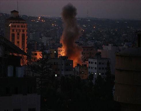 هيئة حكومية بغزة: 90 غارة إسرائيلية على القطاع بالعدوان الأخير