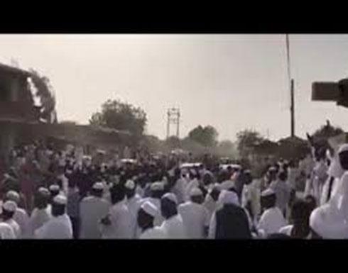 شاهد : احتجاجات السودان اليوم