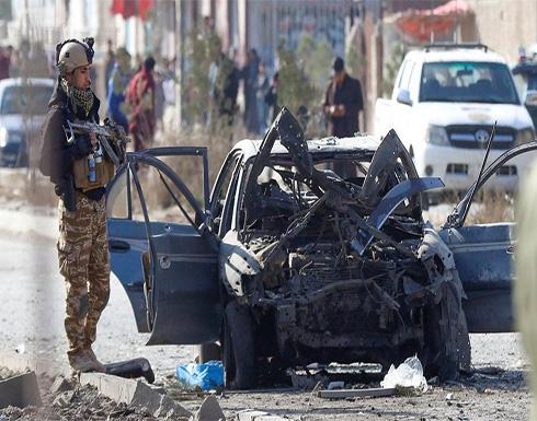 مقتل شرطي وإصابة اثنين بهجوم انتحاري شرقيّ أفغانستان