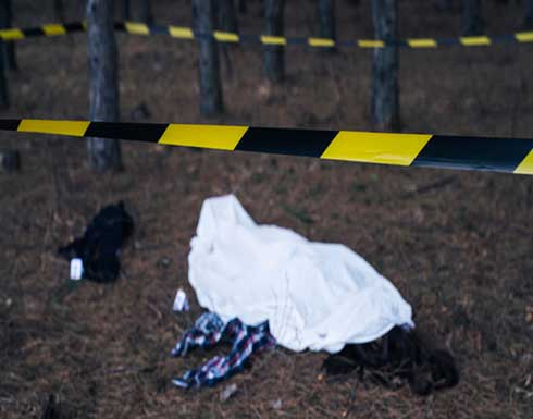 فيديو لطفل مرمي جثة على الأرض يثير صدمة في البصرة .. شاهد