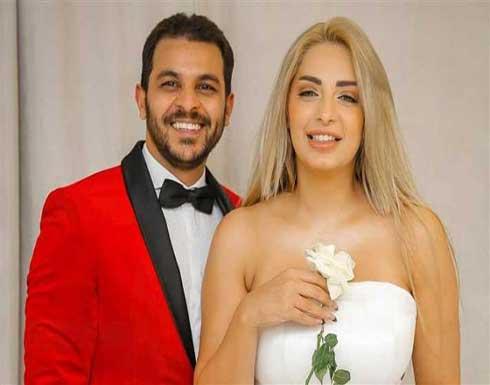 """مي حلمي تفجر مفاجأت عن طلاقها من محمد رشاد.. """"خيانة وانتحار وإجهاض"""" (فيديو)"""
