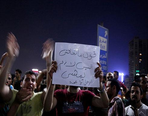 قرار بالإفراج عن معتقلين مصريين على خلفية التظاهرات الأخيرة