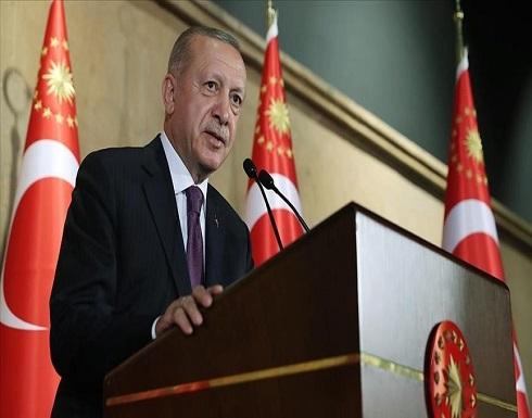"""أردوغان: نتعامل بتفاؤل حذر مع رسائل """"طالبان"""" ونحاور كافة الأطراف"""