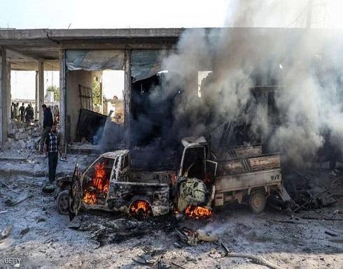 سوريا.. قتلى وجرحى في انفجار سيارة مفخخة بالرقة