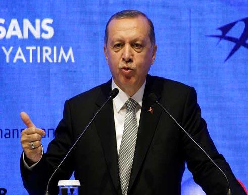 أردوغان: تعاملنا بالمثل مع تعليق الولايات المتحدة منح تأشيراتها