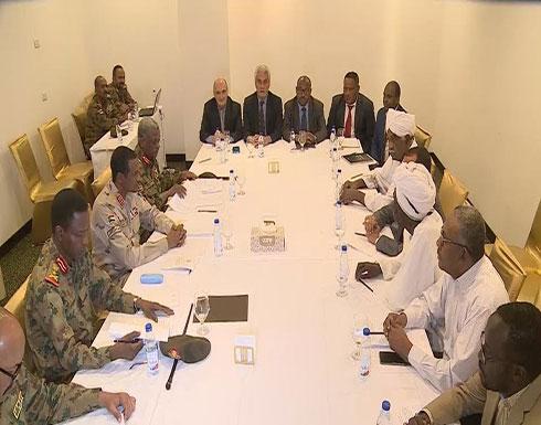 السودان.. بدء جولة التفاوض بين الانتقالي وقوى التغيير