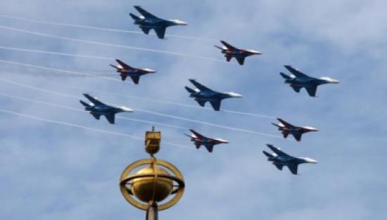 مناورات روسية قبالة سواحل ليبيا وسط مخاوف أميركية