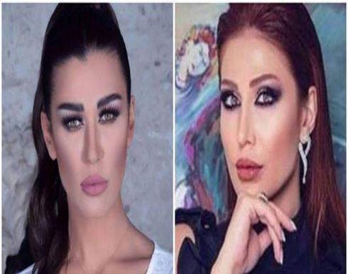 بعد الخلاف بينهما... فيديو يكشف الحقيقة بين هبة نور ونادين الراسي
