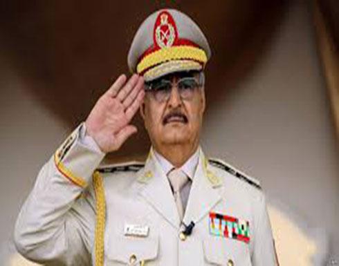 """حفتر: مبعوث الأمم المتحدة إلى ليبيا """"وسيط منحاز"""""""