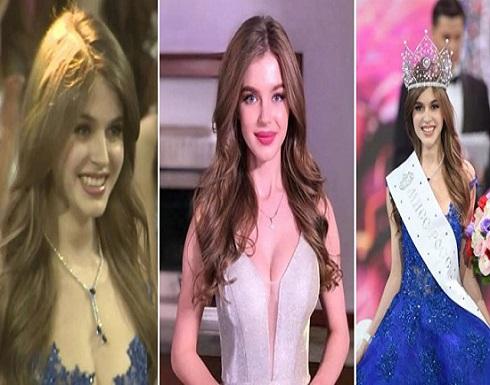 ملكة جمال روسيا لعام 2019 فاتنة للغاية.. تعرفوا اليها (فيديو)