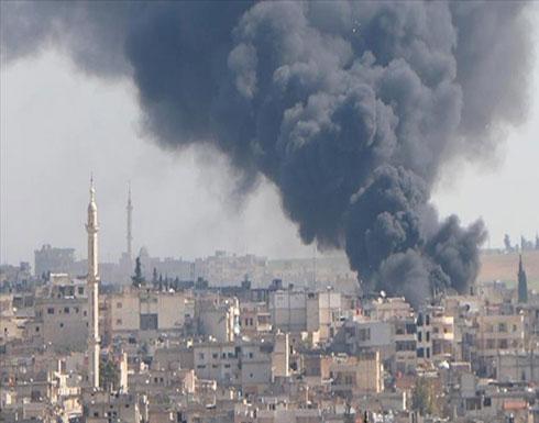 مقتل 72 مدنياً بإدلب في قصف النظام السوري خلال فبراير