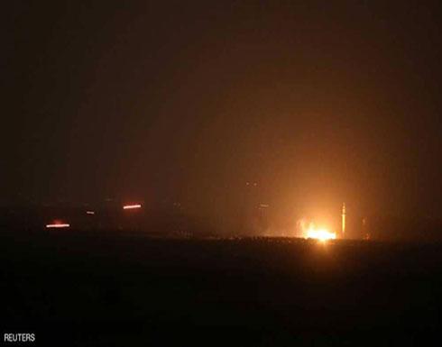 """ضربات إسرائيلية جديدة على سوريا.. بعد """"هجوم صاروخي"""""""