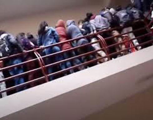بوليفيا: إنهيار سياج أحد الجامعات  ووفاة عدد من الطلاب.. فيديو