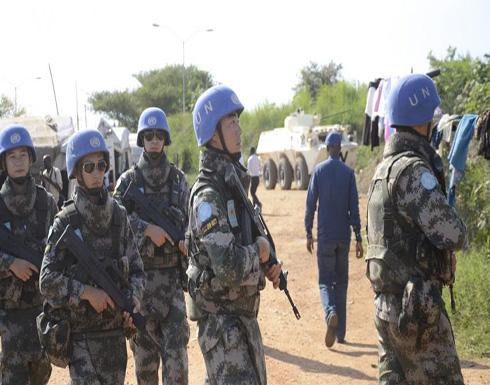 """بريطانيا تعتزم إرسال 400 جندي إلى جنوب السودان للمشاركة في """"حفظ السلام"""""""