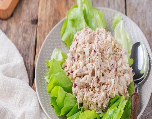 تناول بمقدار 300 غرام اسبوعيا بسبب الزئبق العالي في علب التونة
