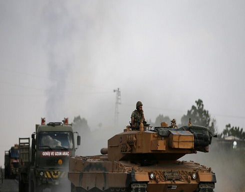 تركيا تستقدم تعزيزات جديدة إلى الحدود مع سوريا