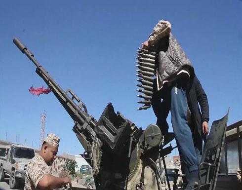 الجيش الليبي يتقدم في غريان ويسيطر على مناطق جديدة