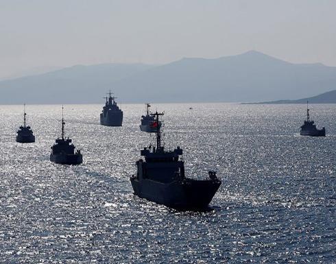 """اتفاق تركي يوناني على """"آلية لفض النزاع"""" في شرق المتوسط"""