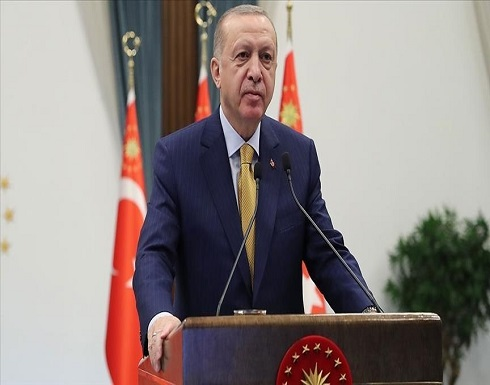 أردوغان: نهج إسرائيل تجاه فلسطين يحول دون تحسن العلاقات