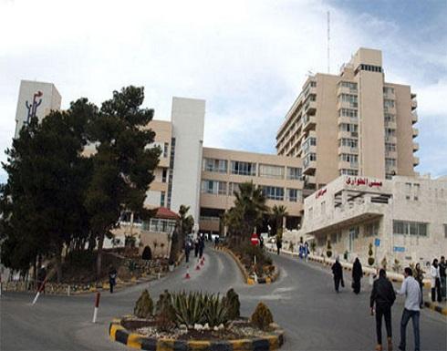 تسجيل إصابة جديدة بفيروس كورونا لممرض في مستشفى الجامعة